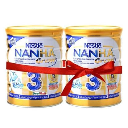 Picture of Nestle NAN H.A. 3 (2 Cans x 800g)