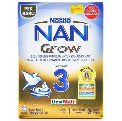 Picture of Nestle Nan Grow Langkah 3 (700g)