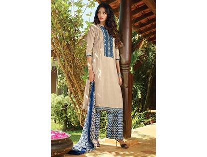 Picture of Cotton Remi Salwar Suit Eid colode 2150