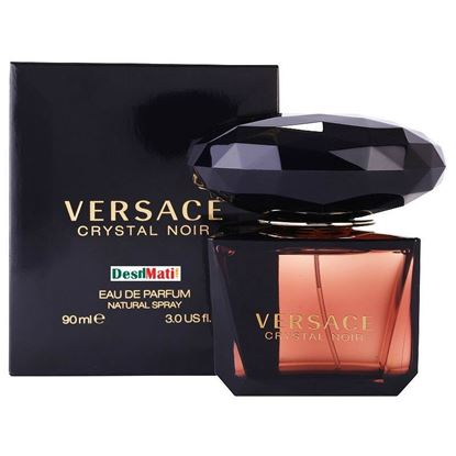 Picture of Versace Crystal Noir for Women Eau de Toilette 90ml .