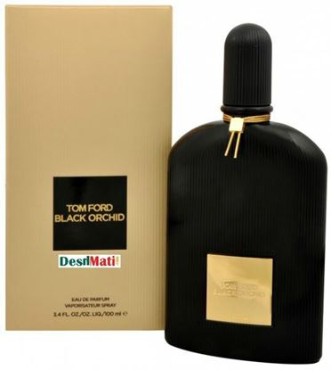 Picture of Black orchid by tom ford for men eau de parfum 100ml.