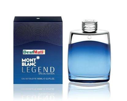 Picture of Mont blanc legend special edition for men eau de toilette 100ml.