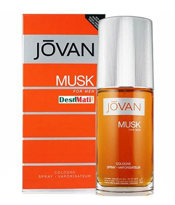 Picture of Jovan musk for men cologne spray 88ml.