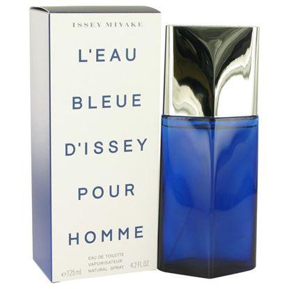 Picture of  Issey Miyake L'eau Bleue D'issey Pour Homme Eau De Toilette For Men 125ml.