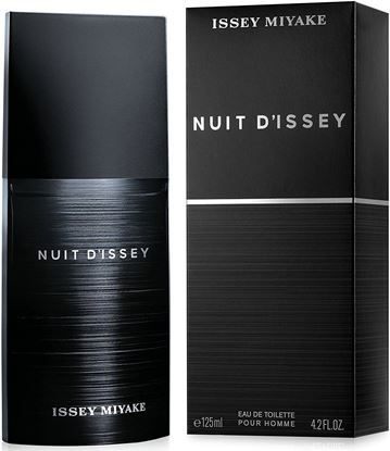 Picture of Nuit d'issey by issey miyake for men eau de toilette 125ml.