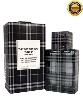 Picture of Burberry Brit EDT Perfume for Men - 30ml