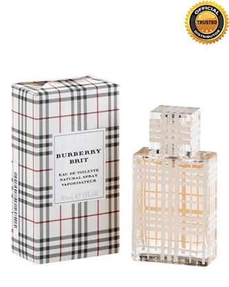 Picture of Burberry Brit Woman EDT Perfume for Women - 30ml