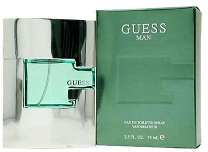 Picture of Guess Man by Guess for Men - Eau de Toilette, 75ml.