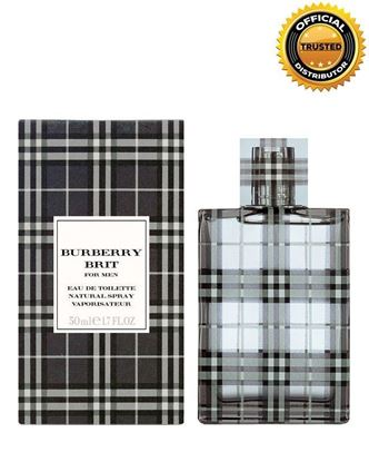 Picture of Burberry Brit For Men EDT Perfume for Men - 50ml