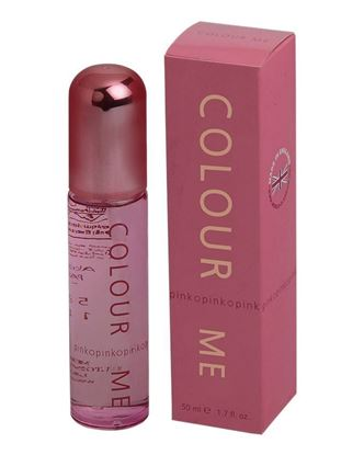 Picture of COLOUR ME Pink Perfume For Women - 100ml