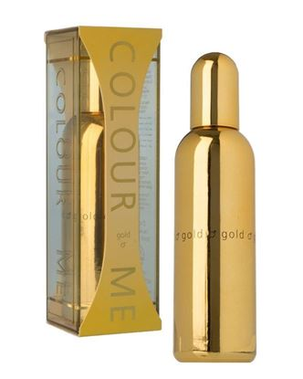 Picture of COLOUR ME Gold Perfume For Men - 90ml