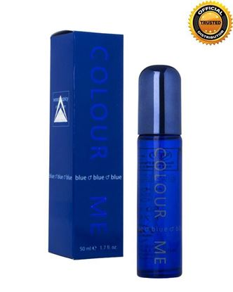 Picture of COLOUR ME Blue Perfume For Men - 50ml
