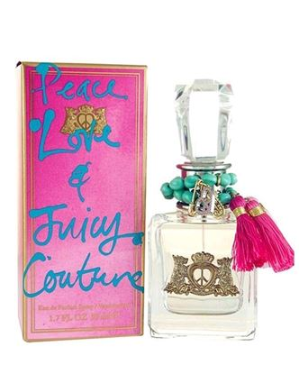 Picture of JUICY COUTURE Peace Love And Jc L 3.4 Perfume 100ml For Women