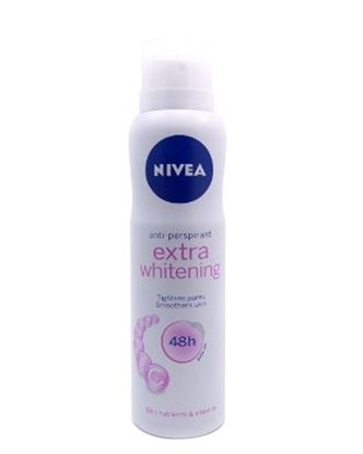 Picture of Nivea Body Spray Extra Whitening For Women - 150ml