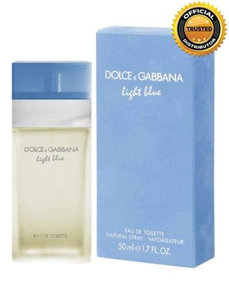 Picture of Dolce & Gabbana Light Blue EDT for Women - 50ml