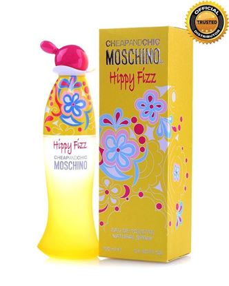 Picture of Moschino HIPPY FIZZ EDT Body Spray For Women - 100ml