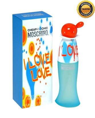 Picture of Moschino I LOVE LOVE EDT Body Spray For Women - 30ml