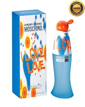 Picture of Moschino I LOVE LOVE EDT Body Spray For Women - 100ml