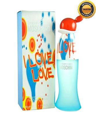 Picture of Moschino I LOVE LOVE EDT Body Spray For Women - 50ml