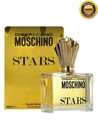 Picture of Moschino CHEAP AND CHIC EDT STARS Body Spray For Women - 100ml