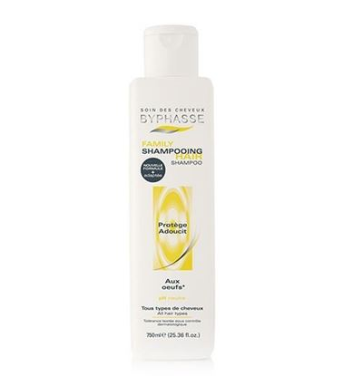 Picture of Byphasse Shampoo With Eggs Extract - 750ml