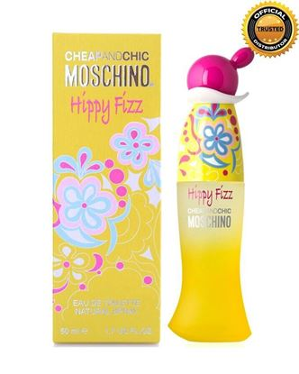 Picture of Moschino HIPPY FIZZ EDT Body Spray For Women - 50ml