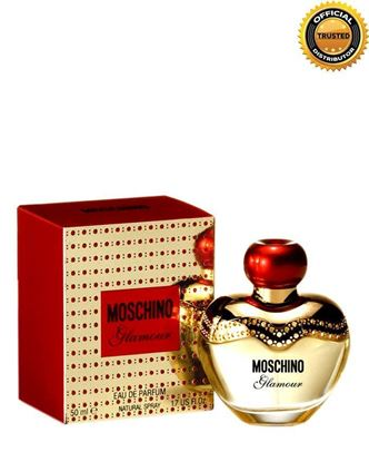 Picture of Moschino GLAMOUR EDP Perfume For Women - 50ml