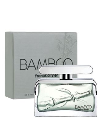 Picture of Franck Olivier Bamboo Perfume For Men - 75ml
