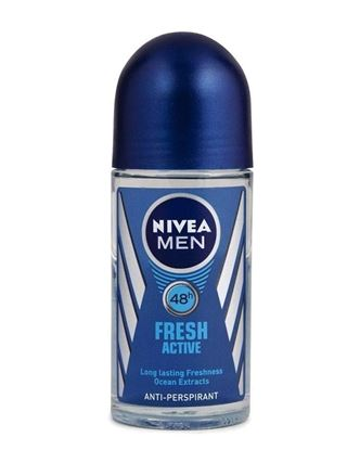 Picture of Nivea Roll On Fresh Active For Men - 50ml