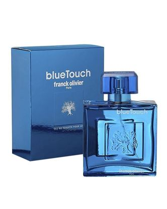 Picture of Franck Oliver Blue Touch EDT for Men - 100ml
