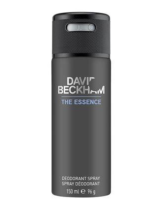 Picture of David Beckham Essence Deodorant Spray For Men - Black