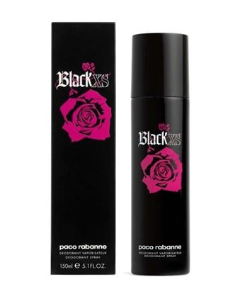 Picture of Paco Rabanne Black Xs Deodorant Spray for Men - 150 ml