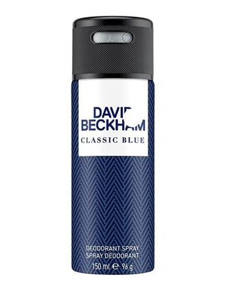 Picture of David Beckham Classic Blue Deo Spray For Men - 150ml