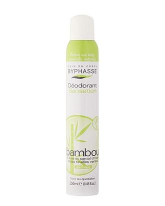 Picture of  Byphasse Bamboo Exctract Deo Spray - 250ml