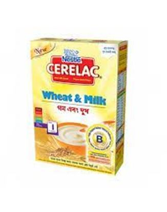 Picture of NESTLÉ CERELAC Wheat & Milk (Stage 1, 6 months +) BIB-400gm