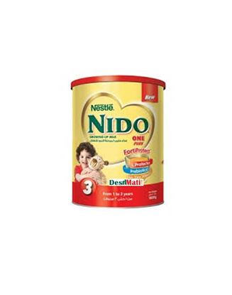 Picture of Nestle NIDO 1+ Milk Powder 1800 gm.