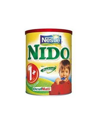 Picture of Nestle NIDO 1+ Fortified Full Cream Milk Powder 900 gm.