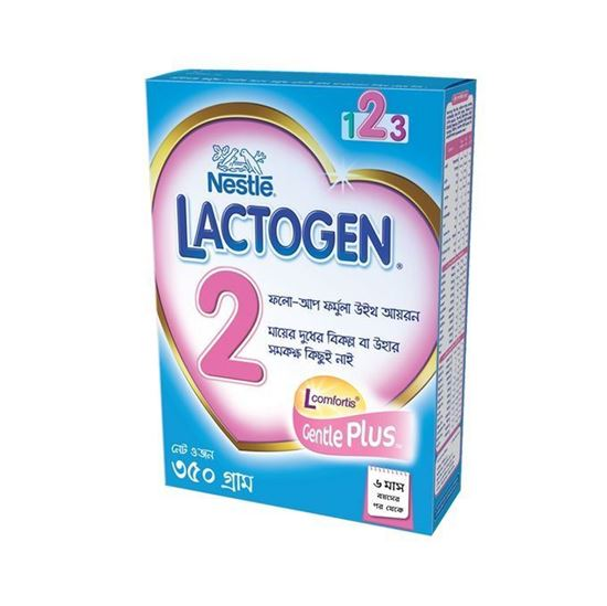 Picture of Nestle Lactogen 2 BIB Instant Formula with Iron - 350g