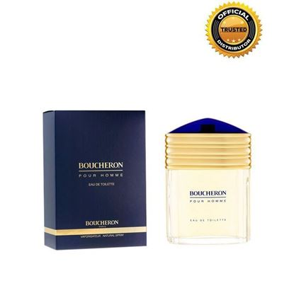 Picture of Boucheron POUR HOMME EDT Body Spray For Men - 100ml