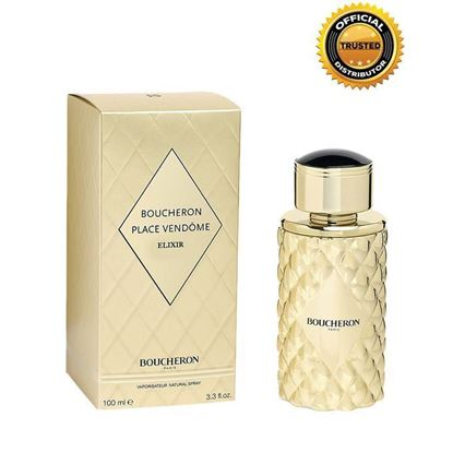 Picture of Boucheron PLACE VANDOM ELIXER EDP Perfume For Women - 100ml