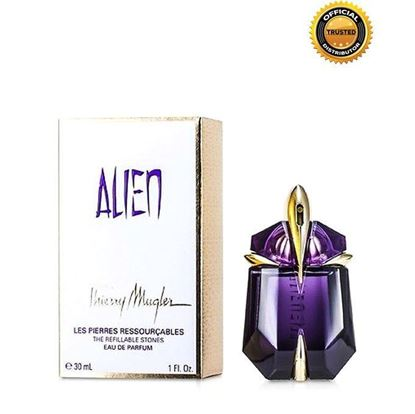 Picture of Thierry Mugler ALIEN REFILLABLE STONE EDP Perfume For Women - 30ml