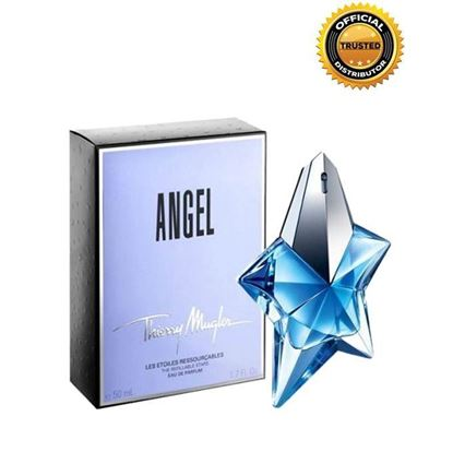 Picture of Thierry Mugler ANGEL RIFILLABLE STAR EDP Perfume For Women - 50ml