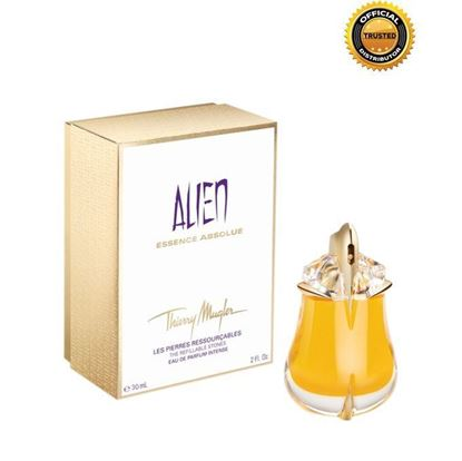 Picture of Thierry Mugler ALIEN NECTAR DEVINE INTENSE REFILLABLE STONE Perfume For Women - 30ml