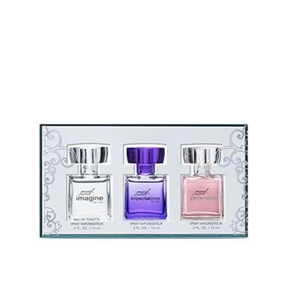 Picture of Amway USA Personal Accents Women's Three-Piece Mini Eau de Perfume Spray - 5 ml