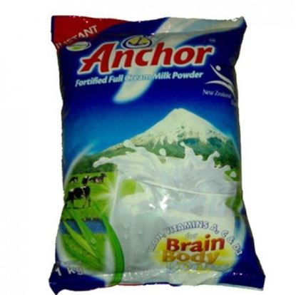 Picture of Anchor Milk Powder 1Kg.