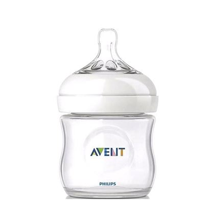 Picture of  Philips Avent Natural Bottle - 125ml (Single Pack)