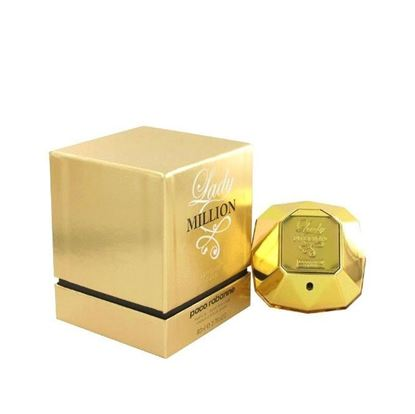 Picture of Paco Rabanne Lady Million Absolutely Gold L 2.7 Spray 80ml For Women