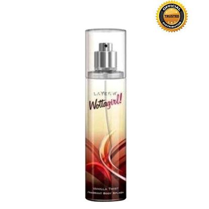 Picture of Layer'r Vanilla Twist Body Spray for Women - 135ML