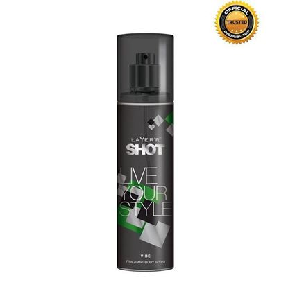 Picture of Layer'r Vibe Body Spray for Men - 135ML