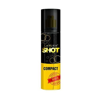 Picture of Layer'r Shock Body Spray for Men - 60ML